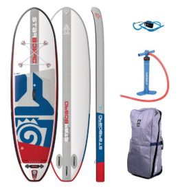 2019 starboard igo 10x33 inflatable sup whopper paddle board green water sports