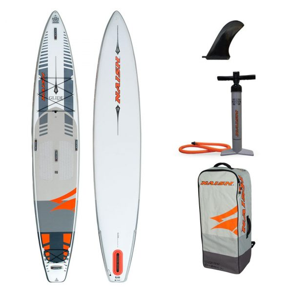 2020 naish inflatable sup paddle board glide fusion green water sports