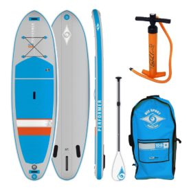 bic sport 10-6 performer air inflatable stand up paddle baord