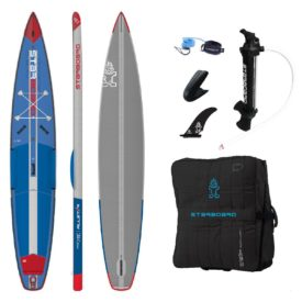 starboard 2020 all star airline 14 x 28 inflatable touring and racing paddle board isup green water sports