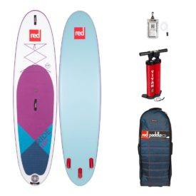 2020 red paddle co 10-6 ride special edition purple best all round inflatable paddle board sup green water sports