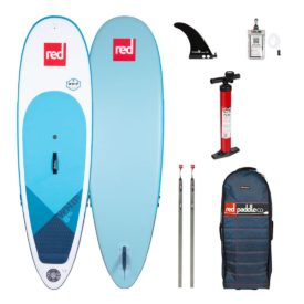 2020 red paddle co 8-10 whip best surf inflatable sup green water sports